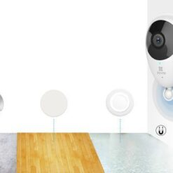 Camera Ezviz C2C lắp đặt trong một bước