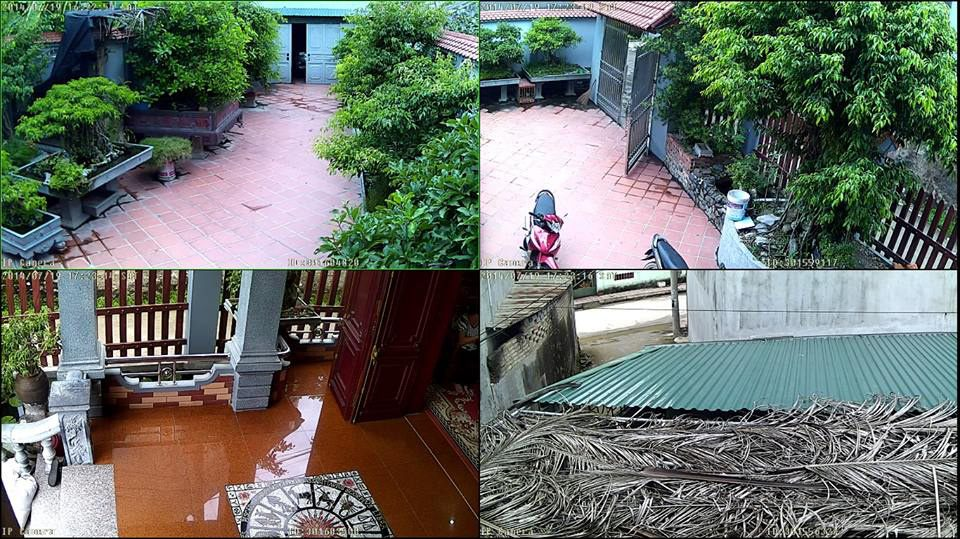 Demo Lắp đặt camera Bình Phước