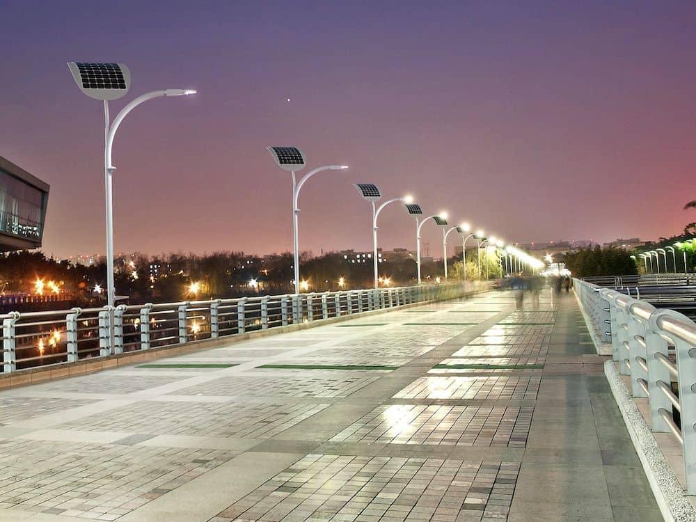 Phân phối đèn năng lượng mặt trời JD tại Đồng Xoài